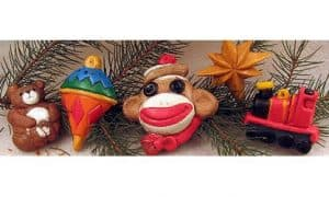 Home-Made Christmas Ornaments