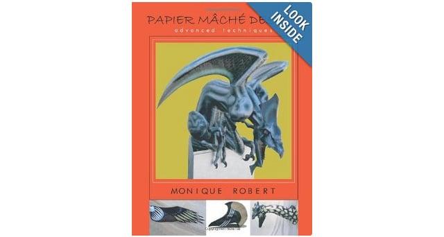 Papier Mache Design Book - A Review