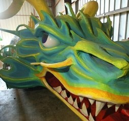 how mardi gras floats are made in mobile alabama ultimate paper mache