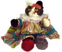 Calico Kitten Doll