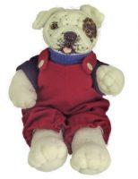 English Bulldog Puppy Doll