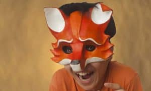 volpone theater masks