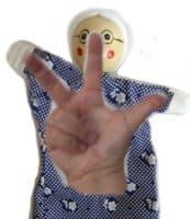 Kasperle Hand Puppet