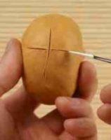 Marking Plasticine Form