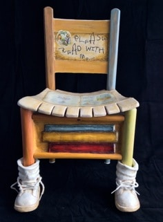 Rita Coffern Chair