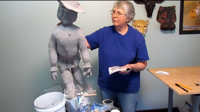 Scarecrow waterproofing experiment part 3 ultimate for How to make paper mache waterproof