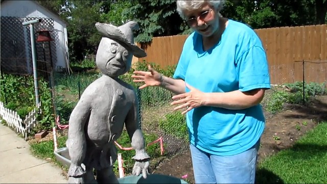 Waterproofing Paper Mache Clay - Final Post, for Now...