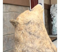 Julie's Bear Sculpture