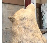 Julie's Bear Sculpture