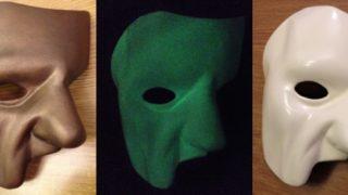phantam of the opera masks