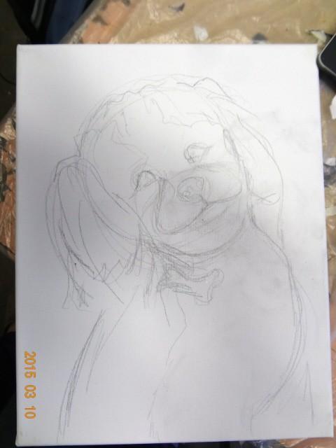 Sketch of Benjamin