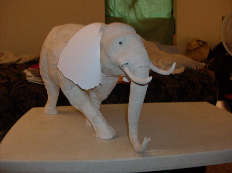 Jeffery's Elephant