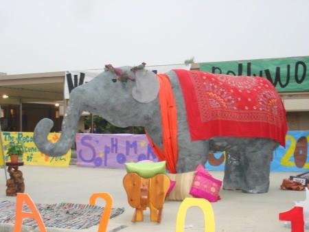 Kim's Elephant