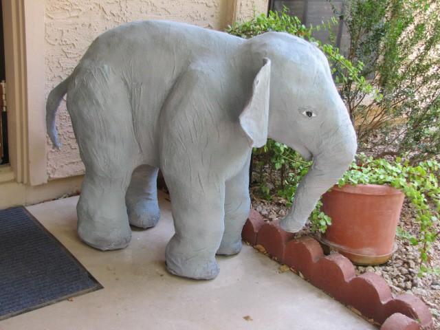 Linda's Elephant