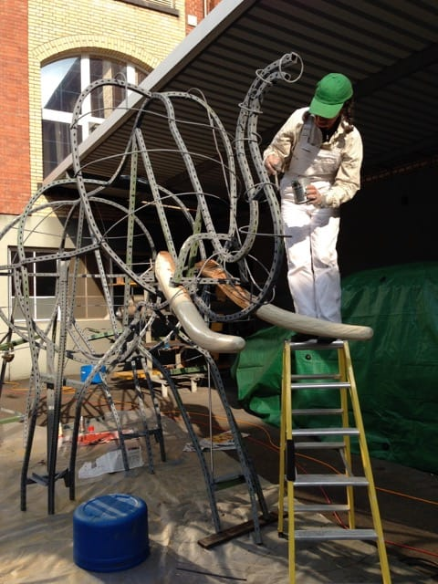 The Tusks are Added