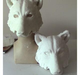 Wolf Masks