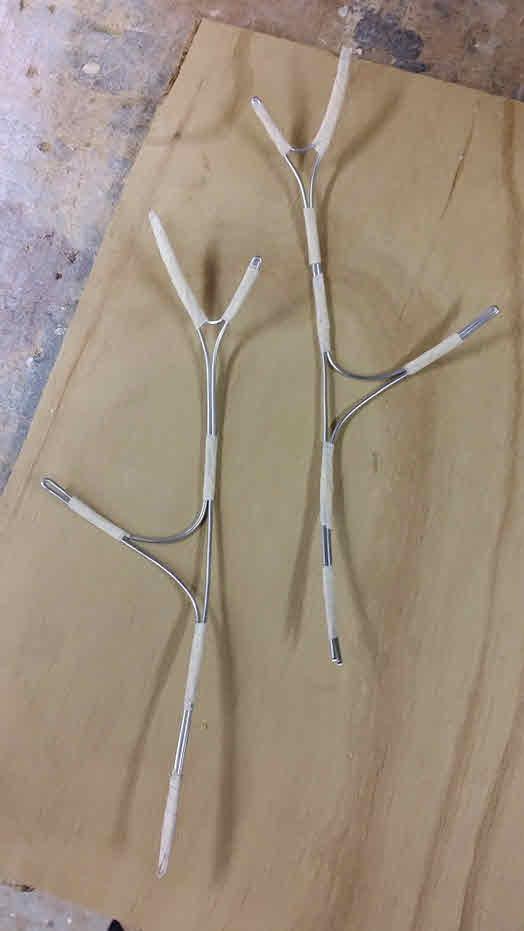 Jackalope Antlers, Step 2