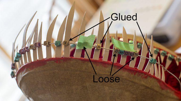 3. Gluing-on-lower-braces