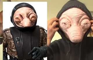 Star Wars Mask, Wolivan