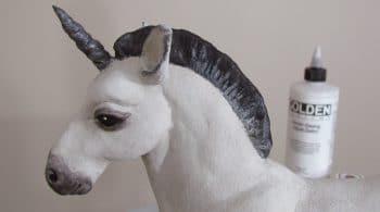 How I painted the Unicorn
