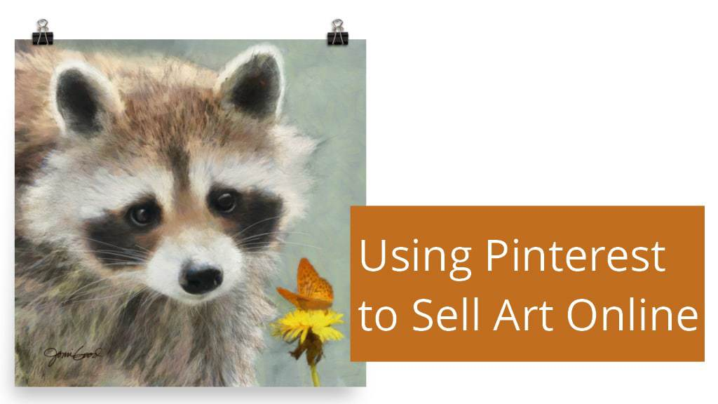 Trying to sell art online with pinterest ultimate paper for Buy and sell paintings online
