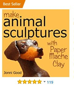 How to Make Animal Sculptures with Paper Mache Clay