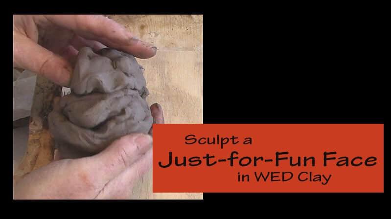 Sculpt a Fast Face in Clay