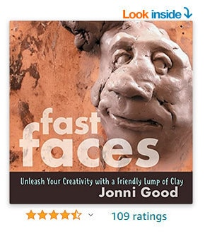 Sculpt Whimsical Fast Faces with Clay