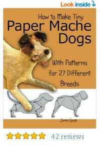 Make a paper mache dog.