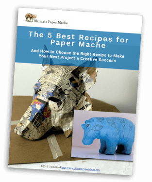 5 best recipes for paper mache