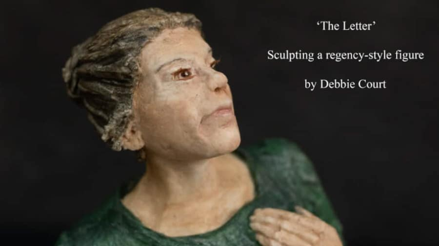Paper Mache Figure Sculpture Tutorial