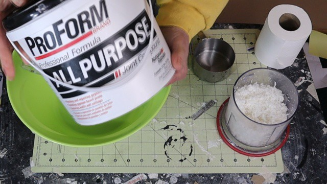 Paper Mache Clay Recipe Without Flour