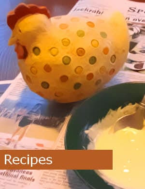 Recipes for paper mache