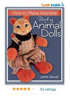 how to make baby animal dolls
