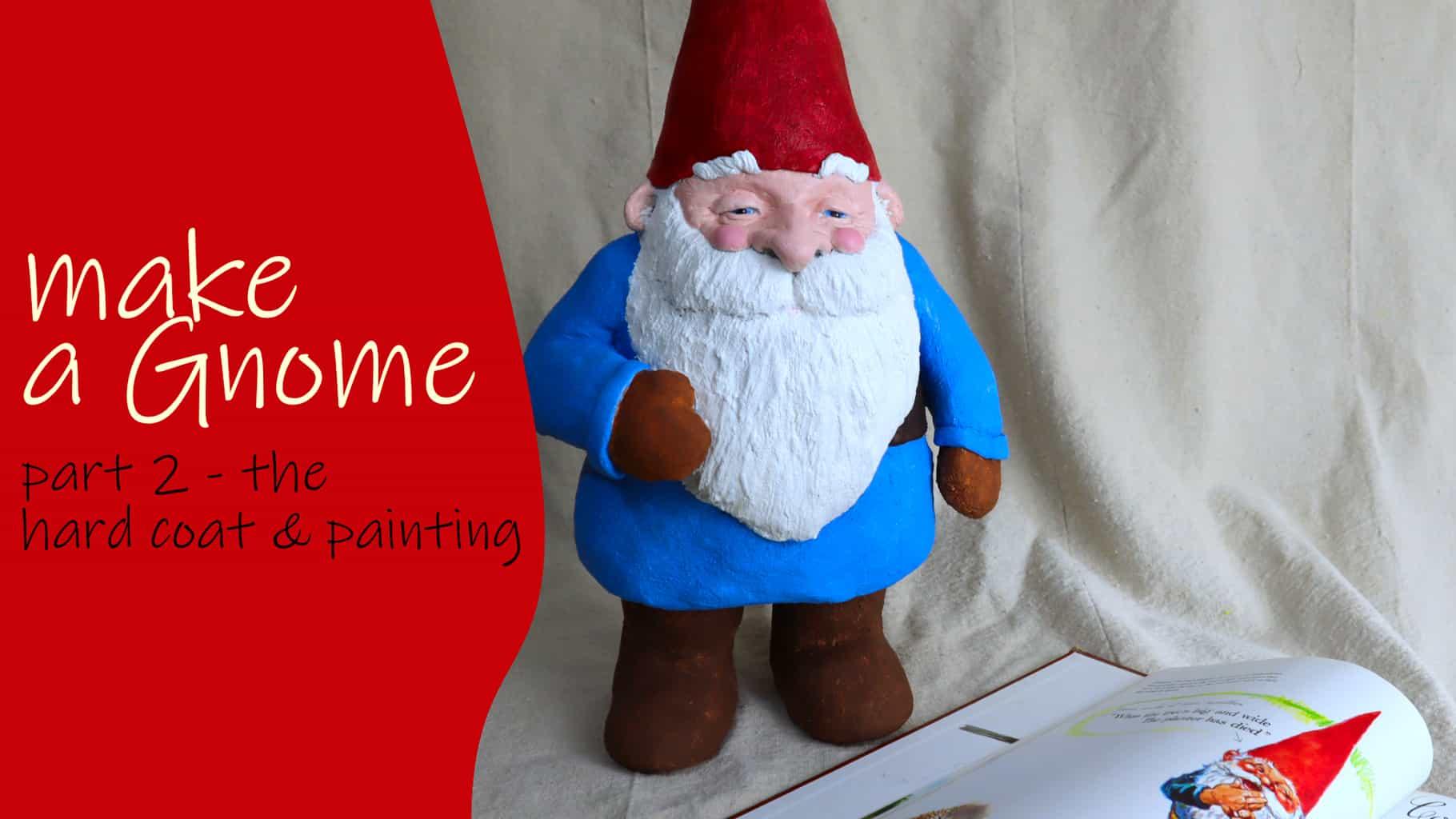 Make a Garden Gnome
