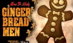 Giant Ginger Bread Men DIY