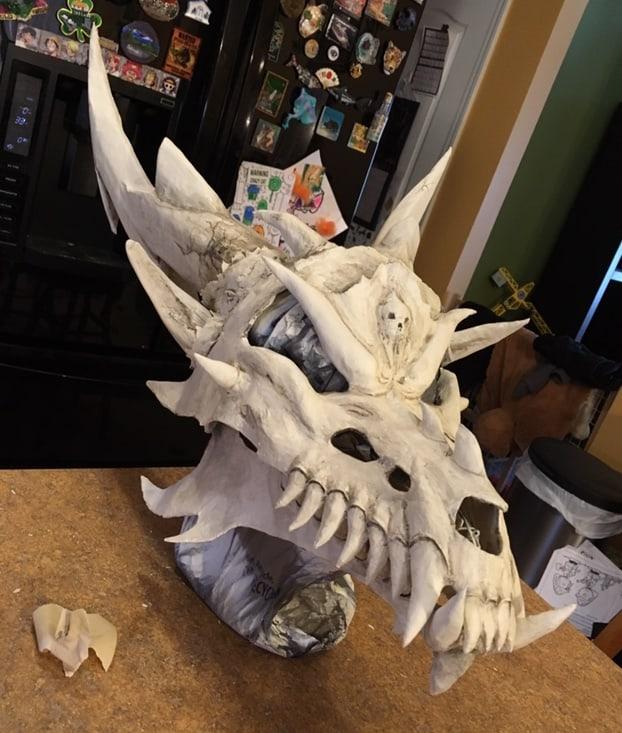 dragon skull2