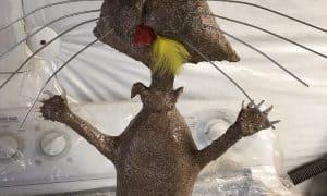 You think I ate the canary?
