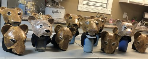 Lion King Masks