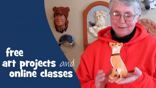 Free Online Art Classes and Projects