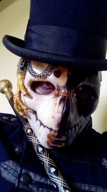 Baron Samdi mask