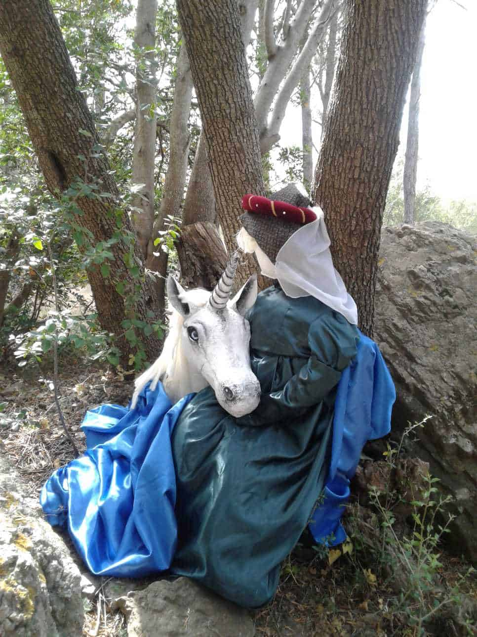 Al castello di Acquafredda c'era anche un unicorno