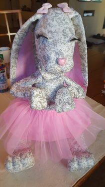 Bunny Ballarina
