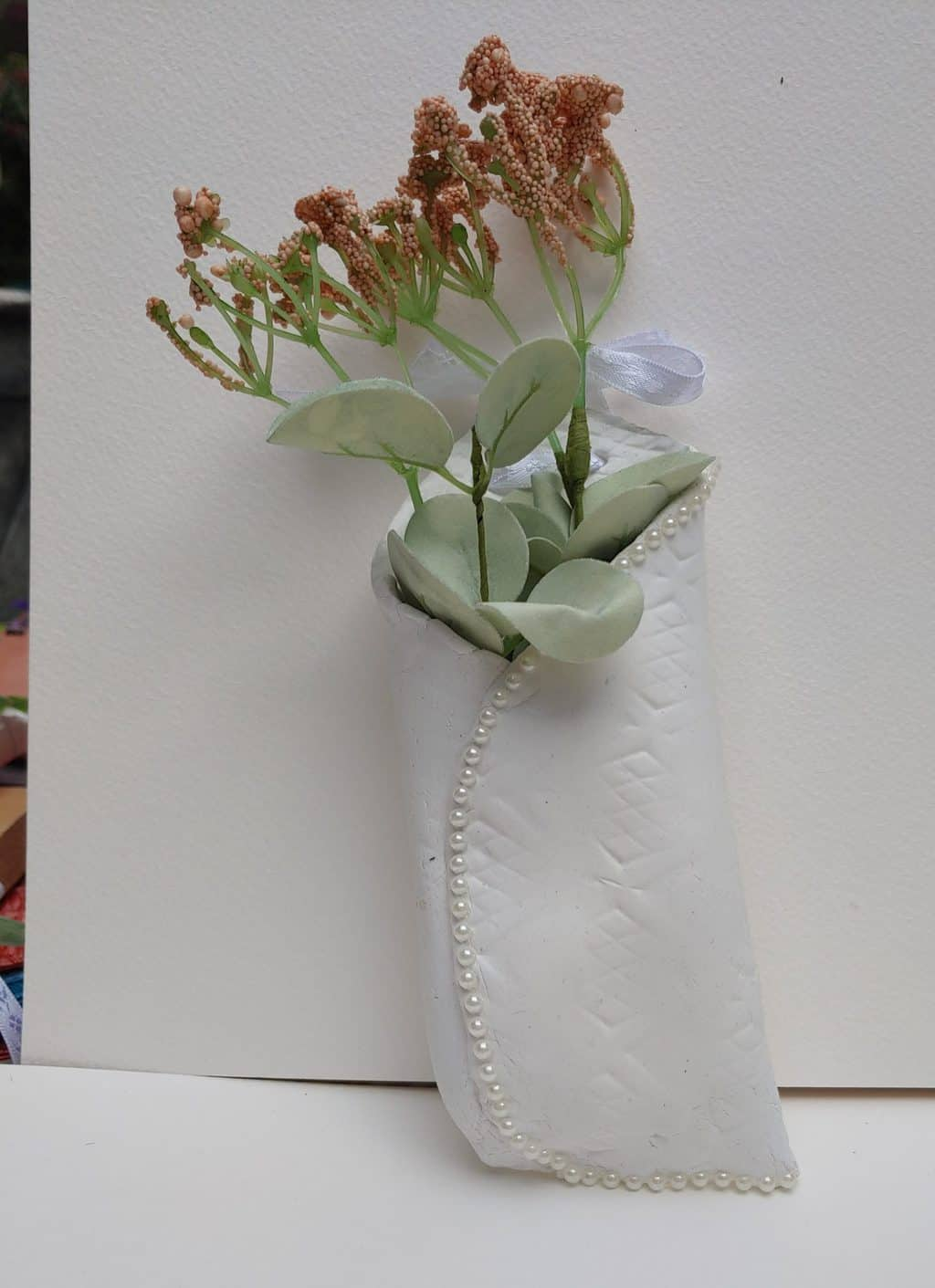 Wall Pockets/Vases