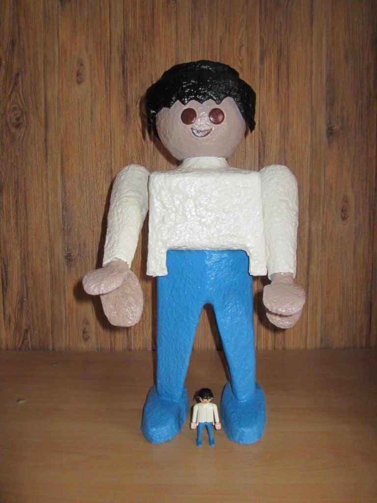 Playmobile Man