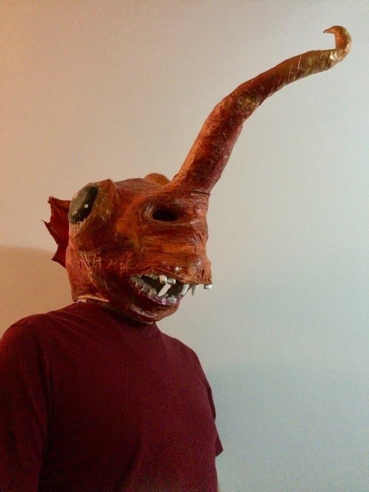 Bug Bunny Mask