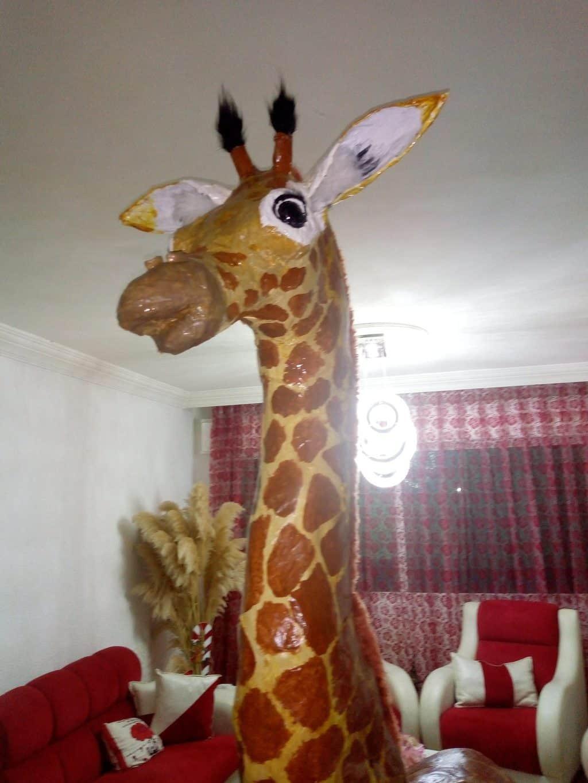 Baby giraffe for baby graddaughter