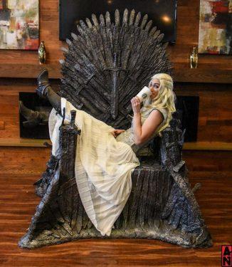 Paper Mache Game of Thrones