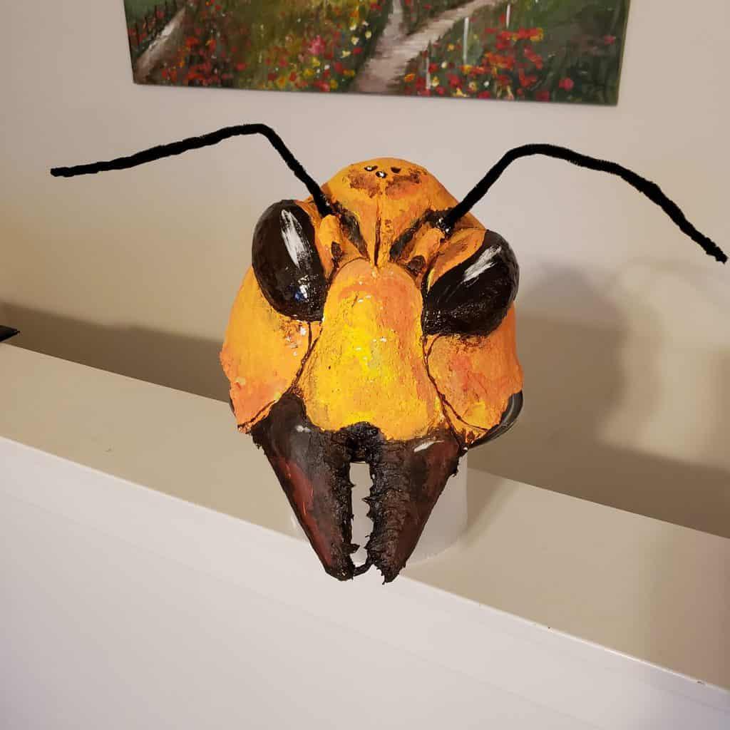 Murder Hornet Mask