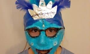 Julias naiad mask